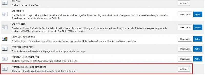 sharepoint 2013 workflow with elevated permissions app step